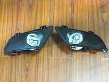 Front Fog Lights / Lamps + Bulbs Pair For Mazda 6 2003-2005