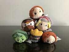 Star Wars Mini Tsum Tsum Plush Toy Lot Marvel