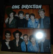 New Factory Sealed One Direction 2016 Collectors Wall Calendar 12 x 12 Closed