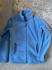 Musto Blue Fleece Size UK 10