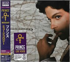 PRINCE MUSICOLOGY JAPAN 2019 BLU-SPEC CD2 LMT EDT DIGIPAK - BRAND NEW/SEALED!