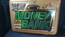 SIGNED WWE MONEY IN THE BANK EDGE CHRISTIAN VICTORIA WILLIAM REGAL PHOTO PROOF