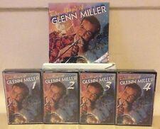 The Magic of Glenn Miller Reader's Digest 1988 NEW SEALED 4x Cassettes