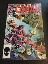 Conan The Barbarian#170 Incredible Condition 9.4(1985) Buscema Art!!