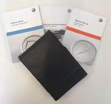 VOLKSWAGEN PASSAT ESTATE / ALLTRACK OWNERS PACK / HANDBOOK COMPLETE WALLET 09~12