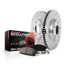 Power Stop K125 Z23 Evolution Sport Brake Kit Front For 04-13 Mazda 3 NEW