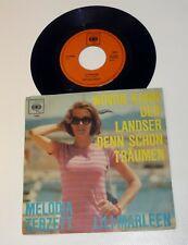 """MELODIA TERZETT """"Lili Marleen"""" 1965 M-/EX CBS 7"""" PS 45 Schlager 60er Jahre Vinyl"""
