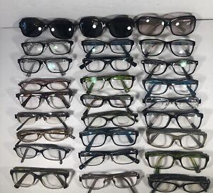 Lot Of 27 Coach  Eyeglasses/Sunglasses EB