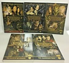 The Spiderwick Chornicles Book Set 1 - 5 Paperback New York Times Best Selling
