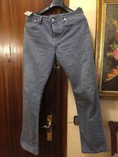 "LEVIS  Pantalon Vaquero Cotton ""Talla 43cm Algodon Suave W33 Entretiempo"