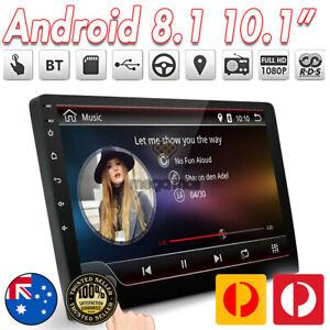 Head Unit Eonon 10.1 Inch 2 Din Car Stereo, Newest Android 8.1 GPS Head Unit