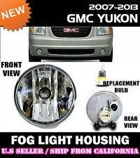 07 08 09 10 11 12 13 GMC YUKON XL Replacement Fog Light Lense Housing (ONE)