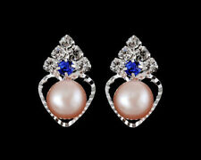 Natural Pearl Stud Fashion Earrings