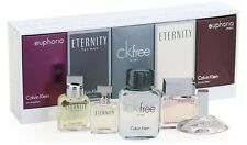 Eternity Euphoria CK FREE Calvin Klein Mens COLOGNE Womens PERFUME MINI SET NEW