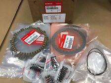 NEW HRC Honda TRX450r 450r 40er 2004-2014 complete clutch kit OEM HONDA