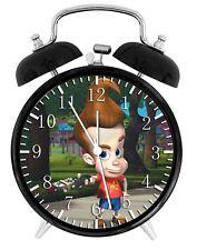 Jimmy Neutron Boy Genius Alarm Desk Clock Home or Office Decor F83 Nice Gift
