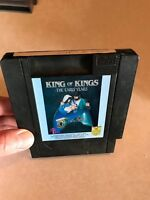 King of Kings: The Early Years (Nintendo Entertainment System, 1991) NES Tested