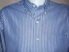 IZOD 100% Cotton Men's Shirt Size L Long Sleeve Button Down Collar NWOT