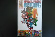 Marvel Firsts WWII Super Heroes  Softcover Graphic Novel  (b13 ) Marvel