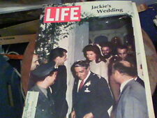 Life Nov 1, 1968 Jackie's Wedding, Sister George, Apollo 7