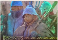 Lord Of The Rings RotK Prismatic Foil Chase Card 5 Of 10