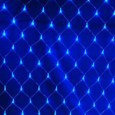 LED Mesh Net Lights String Fairy Lights Xmas Wedding Party Home Outdoor Decor