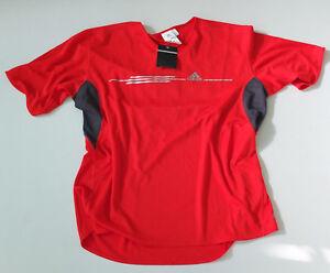Adidas Running Shirt XL 56 58 New Label Running Climacool Lwfmotorcycle/Leipzig