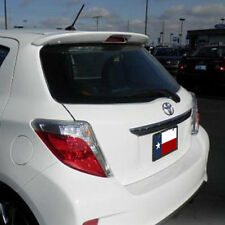 Toyota Yaris Hatchback 2012+ Factory Style Painted Lip Mnt Rear Spoiler USA MADE