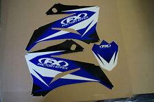 F X  GRAPHICS  YAMAHA TTR125 TTR125L 2008 2009 2010 2011 2012 2013 2014 2015