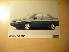 24052) Fiat Tempra Pressefoto 198?