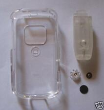 CRYSTAL LUCITE HARD SHELL CASE FOR PALM TREO 800w