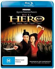 Hero (Blu-ray, 2010)