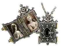 GENUINE Alchemy Gothic Pendant - Orthodox Icon Locket | Ladies Fashion Necklace