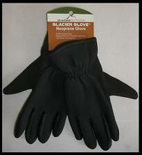 GLACIER GLOVE KENAI Neoprene Gloves Size ALL SIZES! #015BK FREE USA SHIPPING
