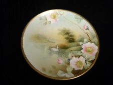 More details for nippon hand painted porcelain 8 11/16