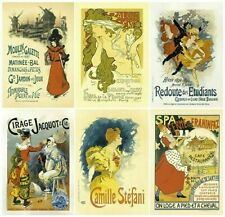 Vintage Reproduction Advertising Art Prints