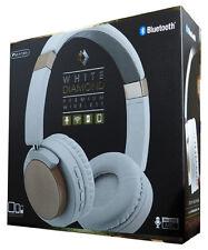 Sentry White Diamond Wireless Headphones