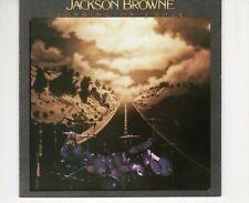 CD JACKSON BROWNErunning on emptyUS EX   (B3847)