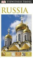 DK Eyewitness Travel Guide: Russia-ExLibrary
