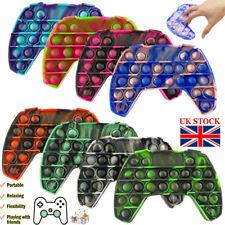 Poppet Game Controller Gamepad Shape Bubble Sensory Fidget Toy Adhd Anti-anxiety