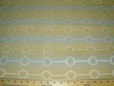 ~19 2/8 YDS~MODERN RETRO GEOMETRIC~WOVEN UPHOLSTERY FABRIC FOR LESS~