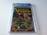 STRANGE TALES 171 CGC 9.2 WHITE PGS 3RD APPEARANCE BROTHER VOODOO MARVEL COMICS