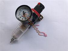 1PCS AFR2000 Air Pressure Regulator Water Separator Filter Airbrush Compressor