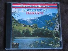 Edvard GRIEG: Peer Gynt (1988 EMI CD) Halle Orchestra/Sir John Barbirolli