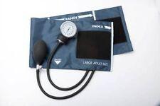 ANEROID Sphygmomanometer Adult BP Blood Pressure Cuff Pocket Style Hand, Large