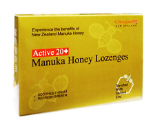 Oregan Active 20+ Manuka Honey Lozenges 42gm L6
