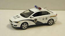 Mitsubishi Diecast Police Vehicles