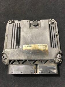 BMW 520d F10 F11 Engine Control Unit ECU 8518477 / 0281018609