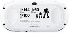 Sony PlayStation Vita Console System Gundam Breaker Starter Pack PCHL-60001 F/S