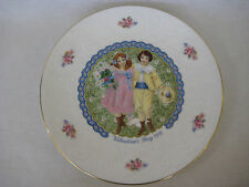 1976 Royal Doulton Valentines Day Collectors Plate
